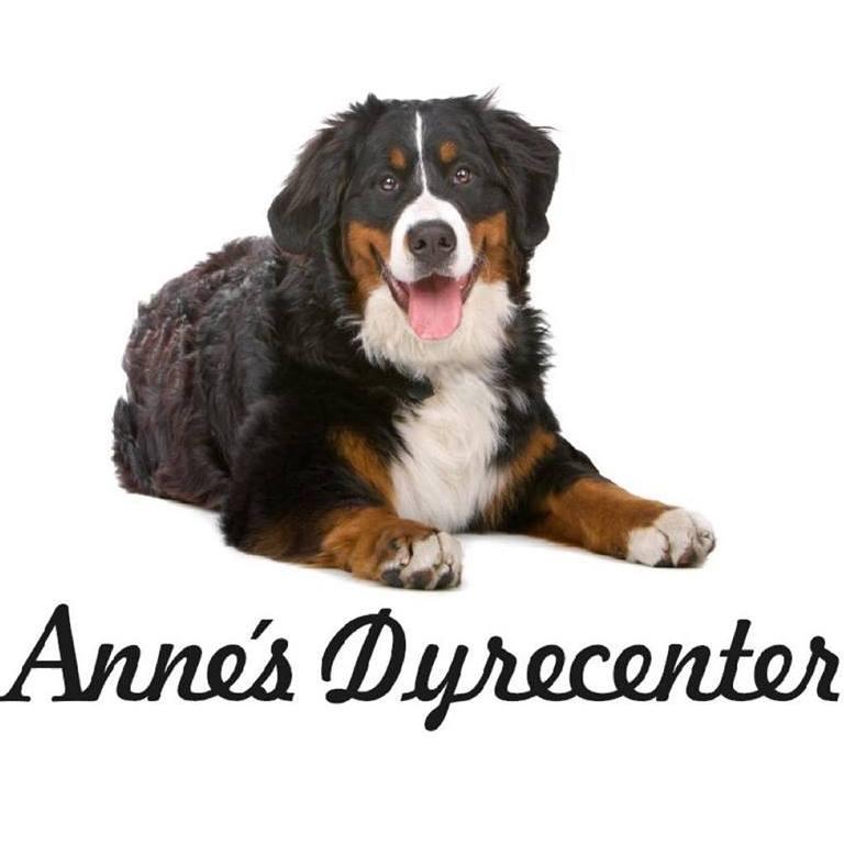Anne's Dyrecenter Logo